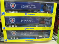 Newray propack scana scania stacking container car