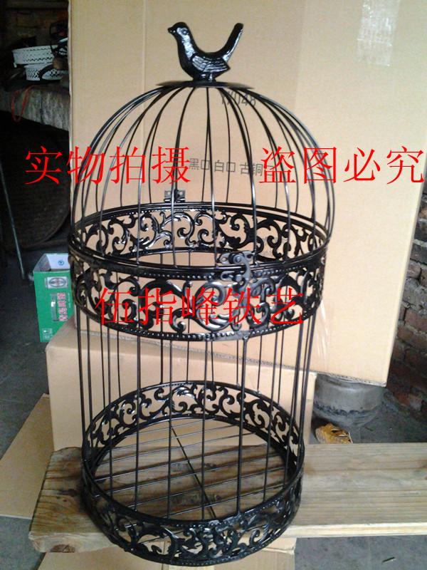 Online kopen wholesale rustieke vogelkooi uit china rustieke vogelkooi groothandel - Mode decoratie ...