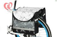 Bike Travel Large Bag Bicycle Equipment Rear Seat Pannier Huge Dual Saddle Bag 28L