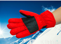 New Arrival Ski gloves waterproof windproof winter thermal motorcycle tram car gloves