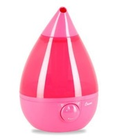 Free Shipping Crane Cool Mist Humidifier Drop Shape Pink