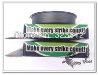 Wholesale - 100yards 8lb10LB15LB20LB30LB40LB50LB65LB80LB100LB gray braided fishing line dyneema  free shipping