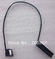 2nd Second Hard Disk Interface Cable Connector For HP DV7 DV7-6000 DV7T-6000 free shipping