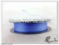 Wholesale - 100yards 8lb10LB15LB20LB30LB40LB50LB65LB80LB100LB blue braided fishing line dyneema  free shipping
