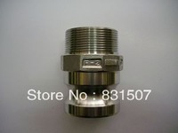 "F type 1"" DN25 SS304 camlock quick coupling"