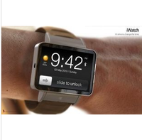 Novelty 2013 watch mobile phone ansus iwatch ultra-thin smart slide qq