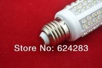 Free Shipping E27 7W 108LED Warm White/ Cool White Spot Light Corn Bulb Lamp AC 200-240V 108 led