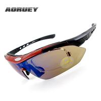 Aoruey outside sport polarized sunglasses ride beach windproof ski eyewear d2143