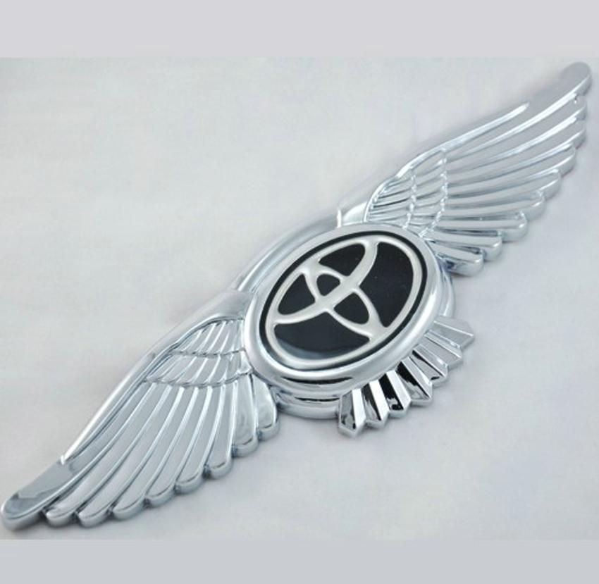 Toyota Logo Sticker Promotion-Online Shopping for ...