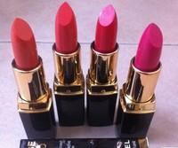Freeshipping 4pcs/lot New lustre lipstick rouge a levres 3.6g makeup lipstick