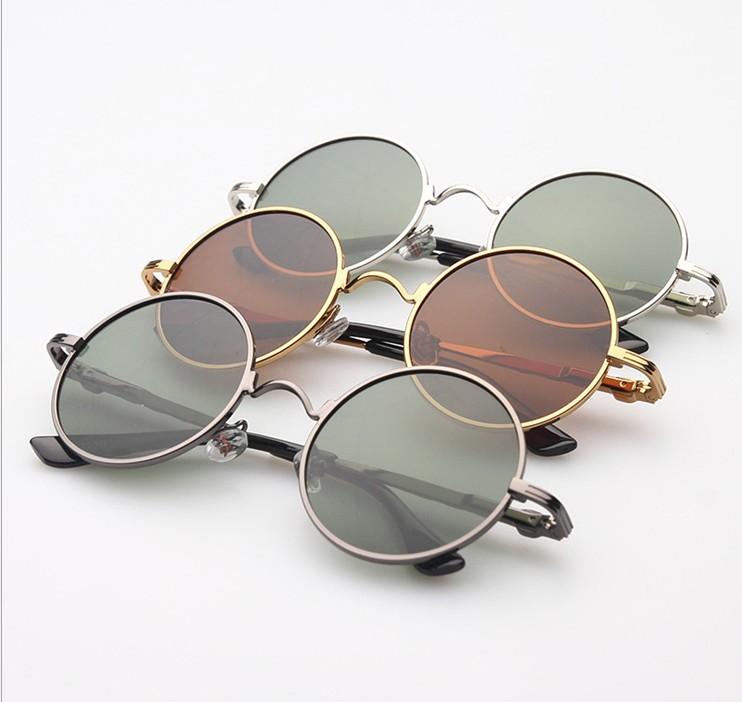 2013 new post free children Sunglasses Prince Sunglasses children glasses circular resin lens men and women fashion polarizer(China (Mainland))