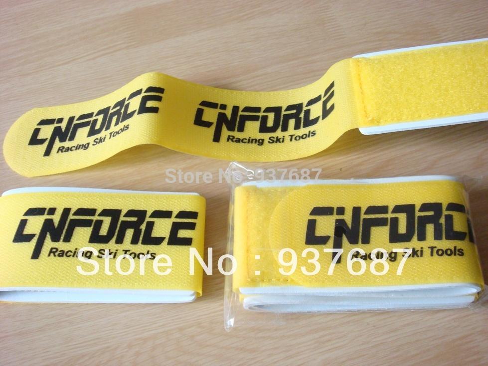 Cnforce skiing board bandage Snowboard Skis Strap(China (Mainland))