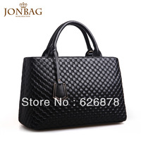 Sun pattern embossed 2013 women's handbag fashion vintage black handbag bag 16803