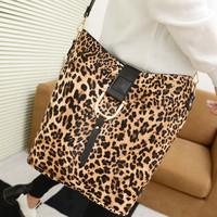2013 women's handbag fashion d hasp leopard print one shoulder handbag messenger bag picture bag