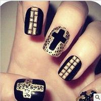 Nail art supplies diy alloy accessories nail polish glue metal film pot rivet finger rhinestone pasted
