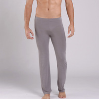Male modal home trousers home casual pants male trousers lounge pants pajama pants