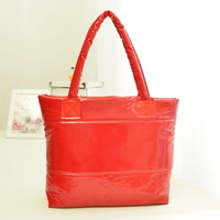 2013 Ladies'the new down large capacity cotton-padded jacket bag handbag space bag Factory direct sale