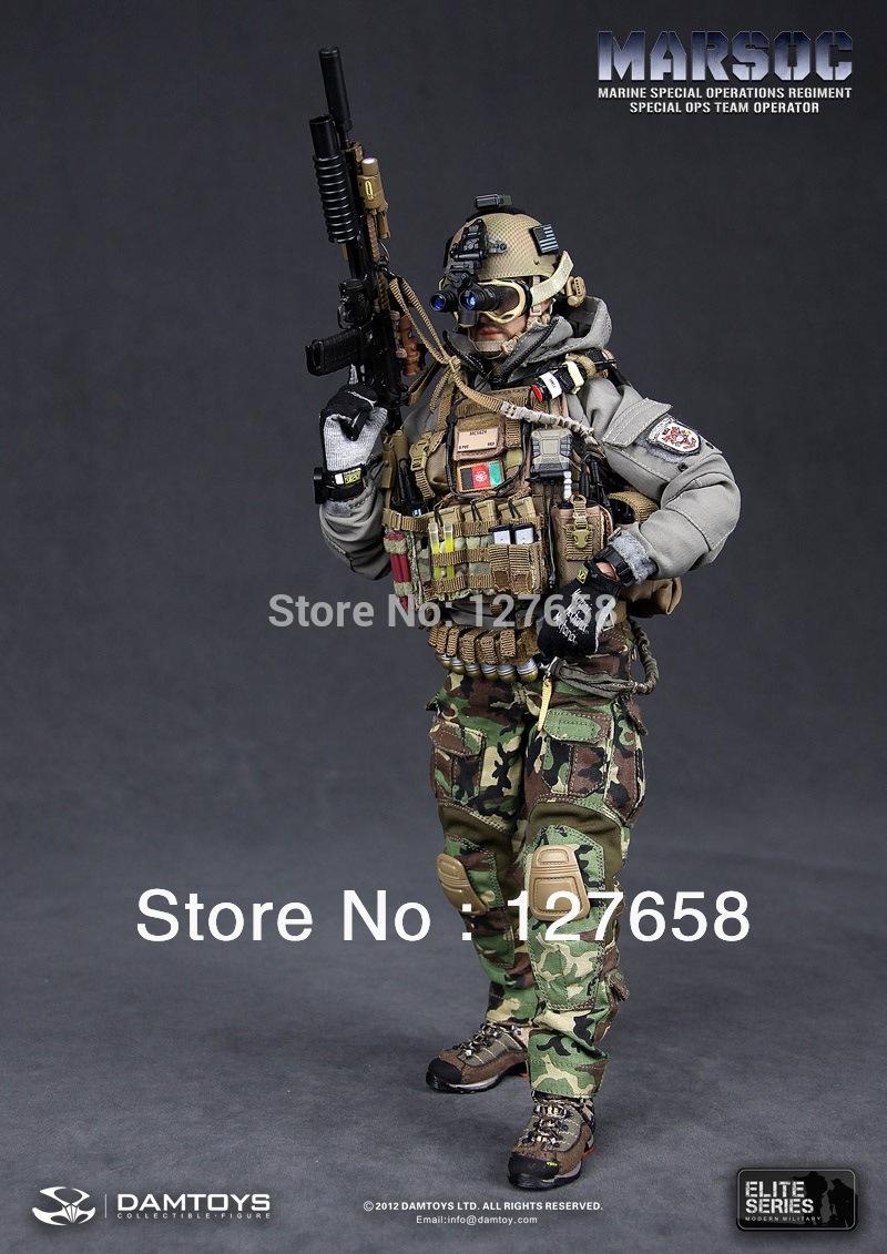 La presa 1/6 nueva élite de la serie: marine corps de operaciones ...