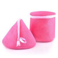 Household high quality double layer 7115 single-bra underwear panties washing machine laundry bag care wash bag 7114