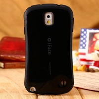 Lowest Price New Arrival iFace First Class Case For Galaxy Note 3 N9000 Note III Korea Style Candy Color Free shipping