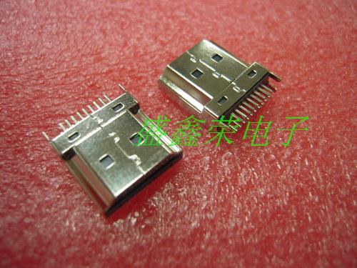 Hdmi socket hdmi hd tv interface 19p plymouths(China (Mainland))