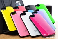 50pc/Lots DHL Free Fashion Korea Style Candy Color Brand New Top Quality iFace Revolution Case For iphone 5C