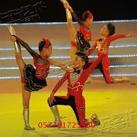 Small dance matador performance wear child costume dance music Latin dance