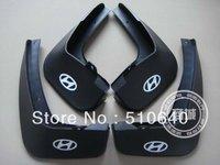2010-2012 Hyundai ix35 Soft plastic Mud Flaps Splash Guard   vgg