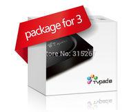 TVpad3 M358 V4.08 Built in wifi SET TOP BOX 100% Free Shipping 3set/lot