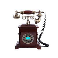 Antique Telephone Home Retro Desk Telephone MS-6700A Shipping for Free