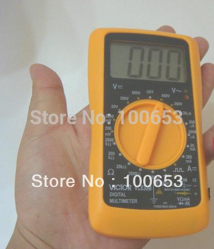 Мультиметр VICTOR VC830M , Digi , Palm victor