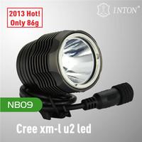 INTON CREE XM-L2 U2 LED --- latest technology bike light led + free shipping