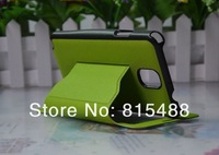 Free Shipping !! S View Flip PU leather Case Cover Open Window Case For Samsung Galaxy Note 3 Note3 N9000 n9005 colorufl case