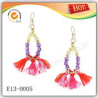 2013 Wholesale Large Fashion Earrings for Women Drop Earring 20pcs/lot