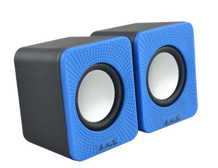 Mini computer small speaker laptop mini speaker multimedia sound small computer sound usb audio horn free shipping(China (Mainland))