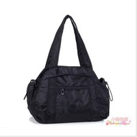 2013 New women's sports bag / Messenger Sports bag /fitness bag/Mummy bag/free shipping