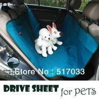 Wholesale Free shipping (3colors) 3pcs/lot Drive Sheet for Pets