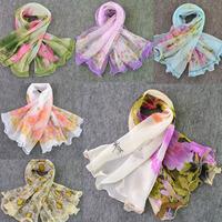 Scarf silk scarf elegant formal squareinto small silk scarf print large facecloth