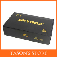 Free shipping! Skybox F5 HD Full 1080p Satellite Receiver Support USB Wifi Youtube Youporn similar to Skybox F3, F4 Wholesale