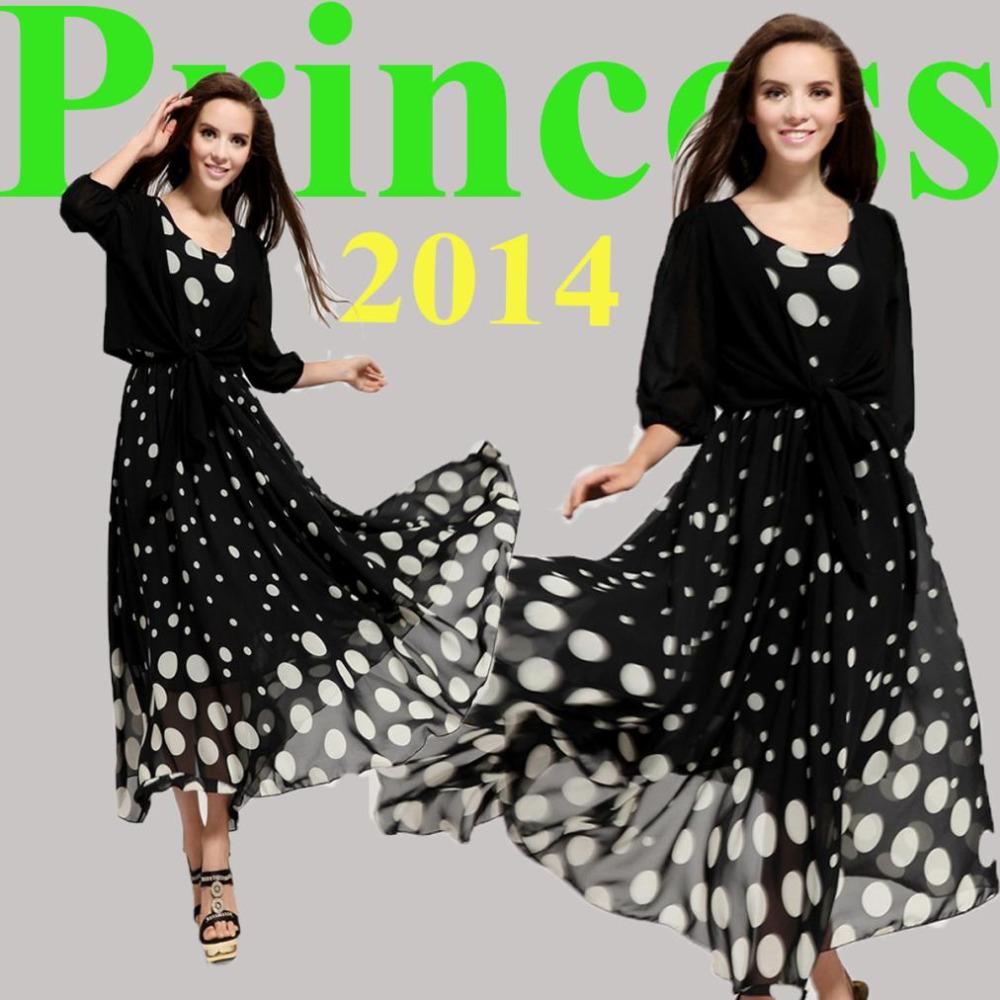 Plus Size Women Fashion 2014 Plus-size-2014-autumn-spring