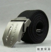 Outdoor canvas belt male belt tactical belt sports casual belt