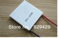 peltier cooler  Cooling chip 40 * 40 * 3.8 TEC1-12706 12V6A semiconductor refrigeration tablets -20 degrees Celsius  5pcs/lot