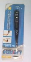 5pcs/lots Free shipping AC Electric Voltage Detector Sensor Tester Pen 12-220v designed for electrical testing