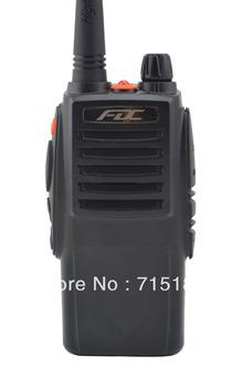 New 2013 portable radio transmitter 10W FD-850 Plus VHF 136-174MHz Professional FM Transceiver waterproof walkie talkie 10km