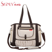 free shipping 2013 maternal and child bag mother bag large capacity cross-body bag infanticipate nappy bag nappy bag supplies