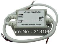 DHL Free Shipping 20pcs/lot constant voltage Led strip light DMX512 Module/DMX512 Driver ,3CH*2A