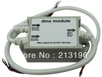 DHL Free Shipping 20pcs/lot constant voltage Led strip light DMX512 Module/DMX512 Driver ,3CH*2A