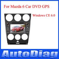 New System Car DVD MAZDA 6 Mazda6 GPS Radio/TV/PIP/bluetooth 2002 2003 2004 2005 2006 2007 2008 2009 2010 2011 2012 2013 2014