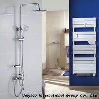 Full shower bathroom faucet set lift shower column large shower