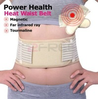Best  selling on ebay tourmaline lower lumbar support belt(CE and FDA approved)